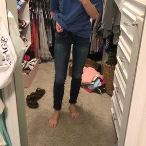 Denim - American Eagle Super Stretch Skinny Jeans